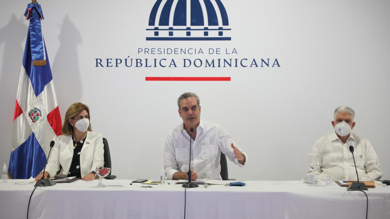 Presidente Luis Abinader preside Consejo de Gobierno en San Francisco de  Macorís; anuncia obras por más de 10 mil millones de pesos   Presidencia de  la República Dominicana